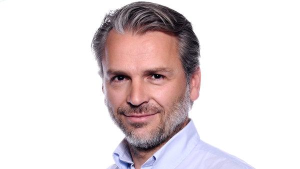 Petr Jiřička, jednatelem vydavatelství Trima News