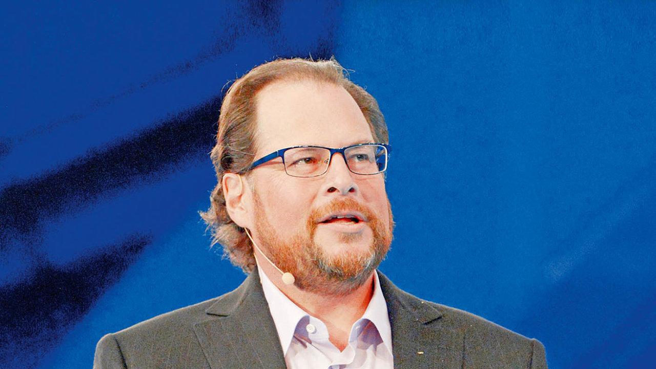 Marc Russel Benioff, spoluzakladatel Salesforce.com