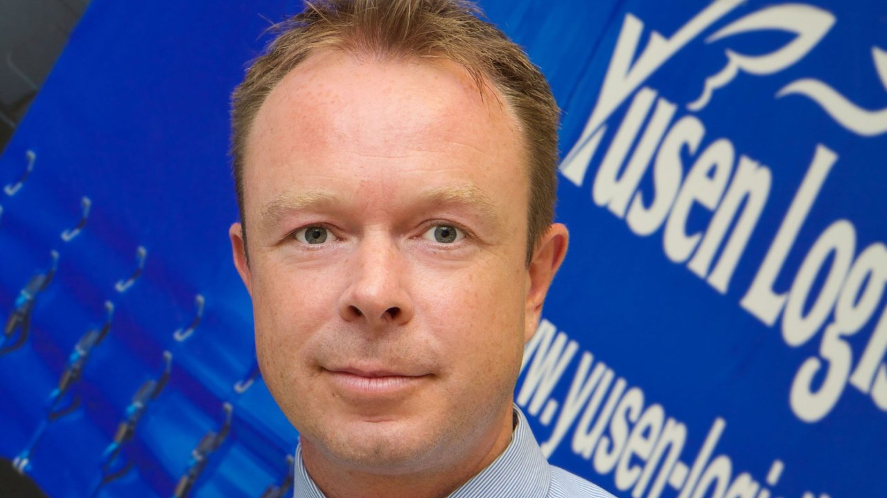 Nový jednatel společnosti Yusen Logistics (Czech) John Mitchell