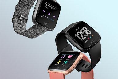 Chytré hodinky Fitbit Versa vsadily na kvalitní design a nízkou cenu