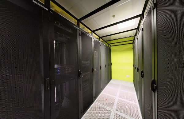 Nejnovější datové centrum společnosti T-mobile DC7