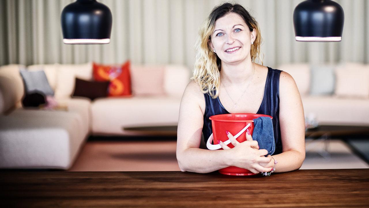 Inga Nikiforčuková, 33letá Moldavanka