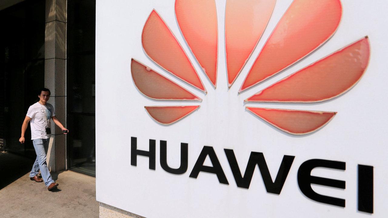 Jedno ze sídel čínské společnosti Huawei ve městě Wu-chan.