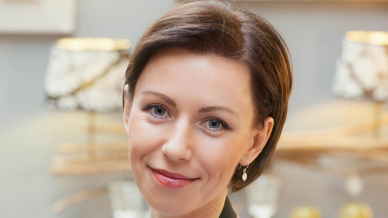 Výrobce slaných pochutin Intersnack dosadil napozici marketingové manažerky pro Česko aSlovensko Helenu Mužíkovou.