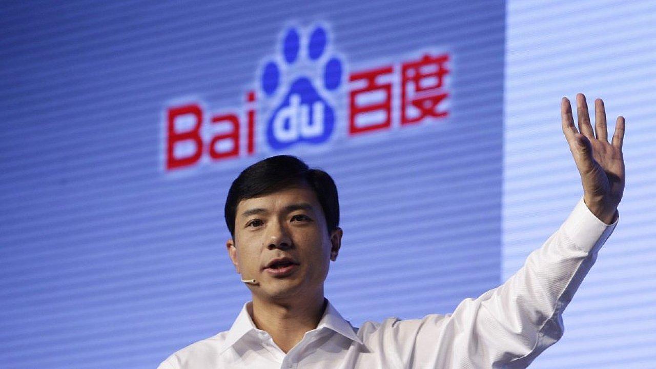 Robin Li, spoluzakladatel společnosti Baidu a jeden z nejbohatších Číňanů.