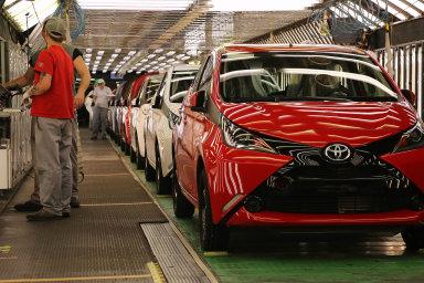 TPCA je společný podnik skupiny PSA a Toyoty.