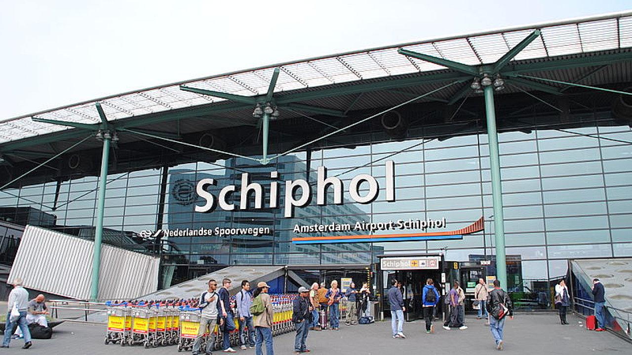 Letiště Schiphol, Amsterdam