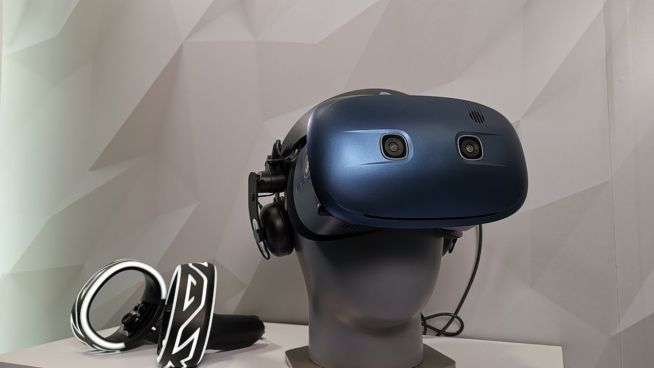 Headset HTC Vive Pro Eye.