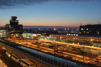 Pražské letiště by se mohlo dočkat konkurence - Ilustrační foto.