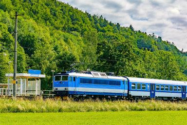 Podle šéfa Českých drah růstu přepravy hodně pomáhají například investice do nových vozidel a služeb. - Ilustrační fotografie