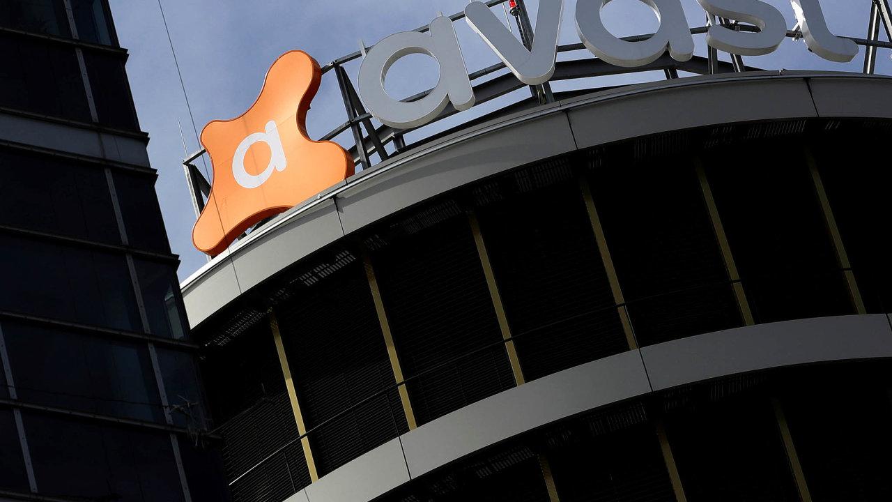 Firma Avast je globálně působící antivirovou firmou s centrálou v Praze (na snímku).