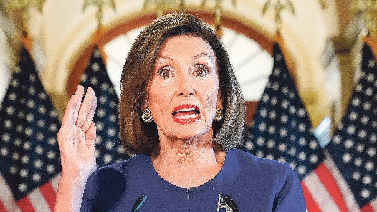 Odvoláme prezidenta! Předsedkyně Sněmovny reprezentantů USA demokratka Nancy Pelosiová ohlásila 24.září, že zahájí proces ústavní žaloby naprezidenta Donalda Trumpa, takzvaný impeachment.