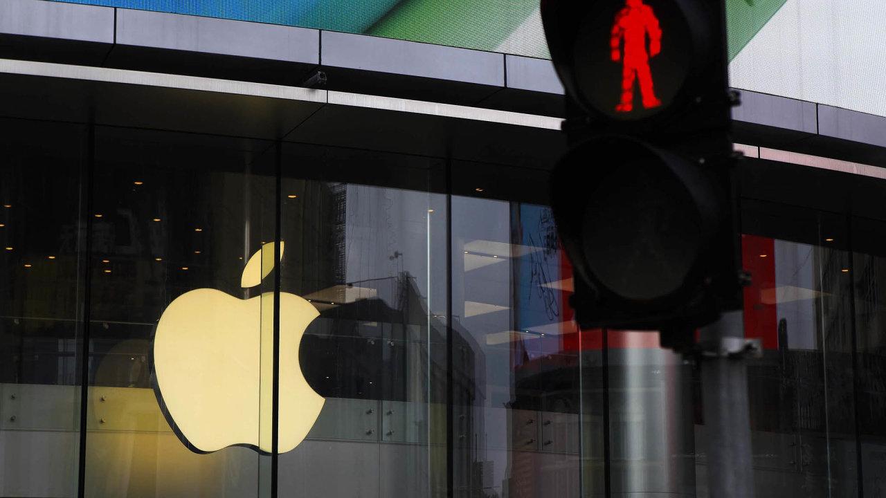 Účetní údaje za první čtvrtletí zveřejní ve čtvrtek po závěru obchodování společnostApple.