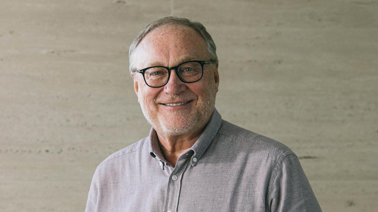 Podnikatel Richard Háva.