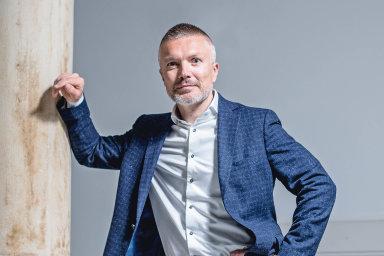 Generální ředitel společnosti Finep Tomáš Pardubický