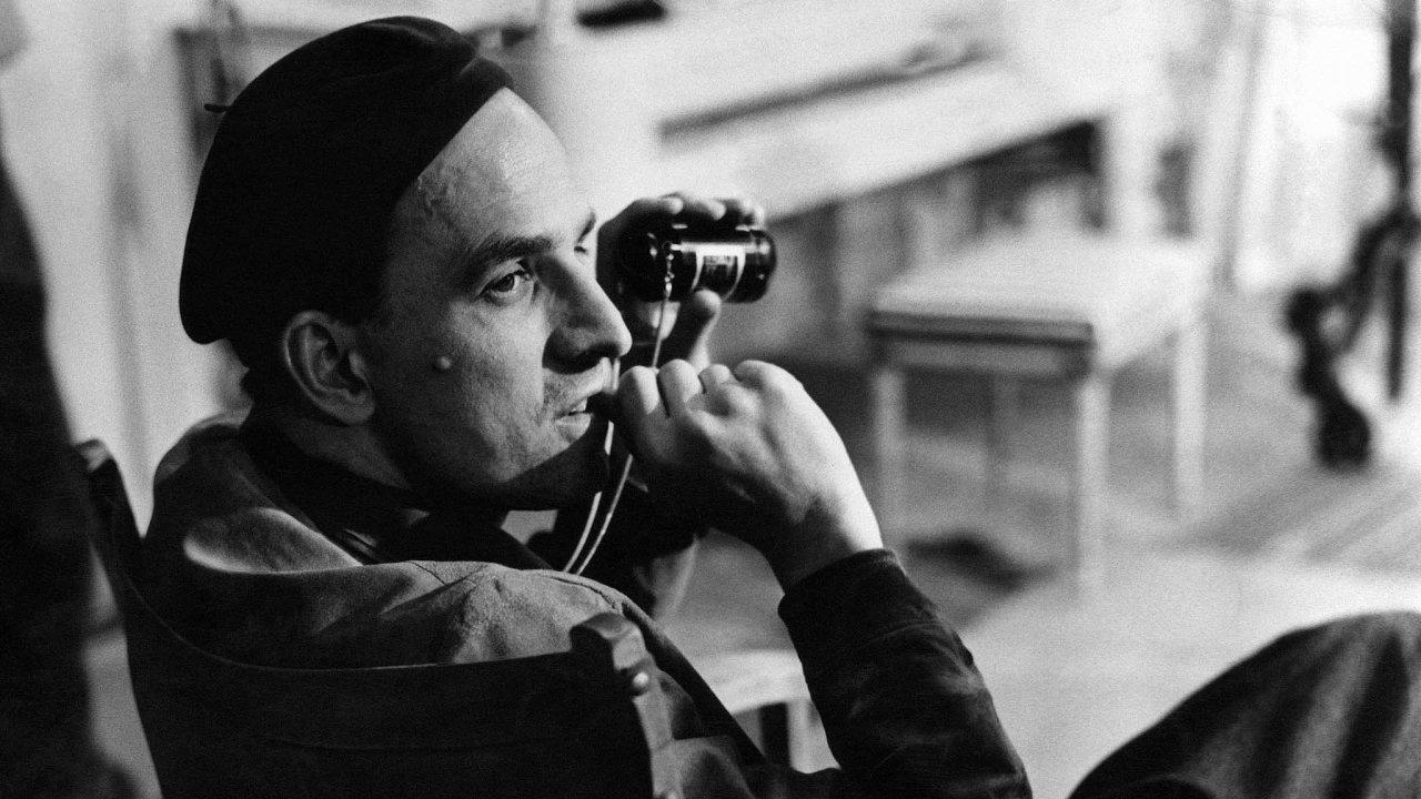 Ingmar Bergman– tvář bez masky (