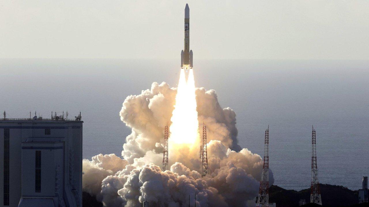Spojené arabské emiráty raketa Sonda Naděje