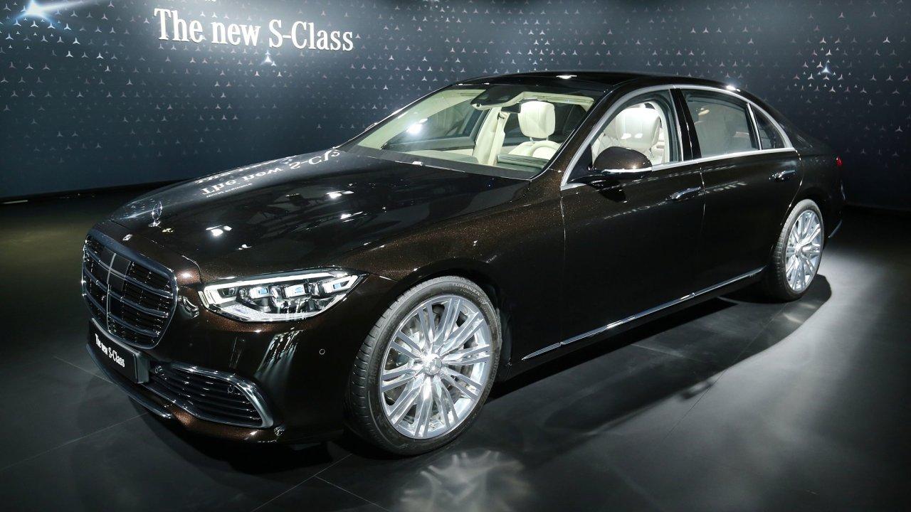 Od nově představeného modelu Mercedes-Benz S-Class 500d si Daimler slibuje, že automobilku vyvede ze ztráty, do níž se firma v důsledku pandemie koronaviru dostala.