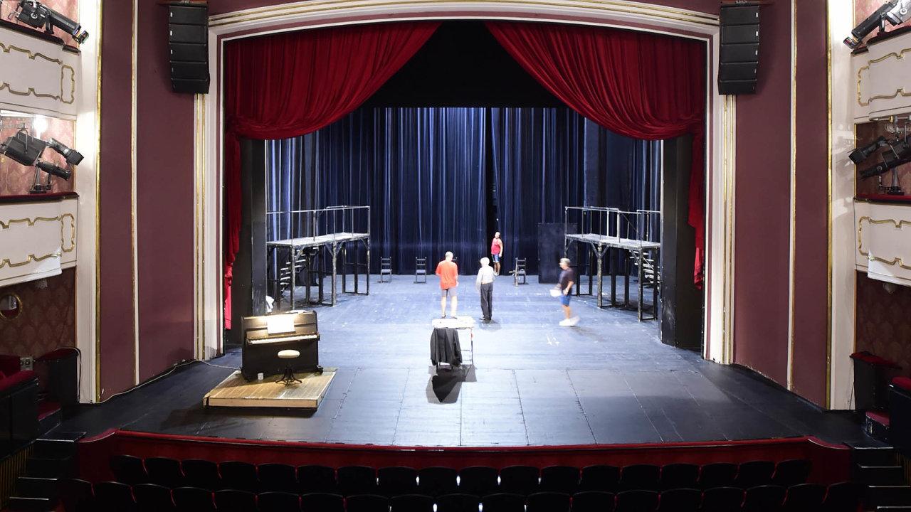 Sto let historie. Olomouc chce zahájit jednání opřevedení Moravského divadla, které už funguje sto let, pod stát.