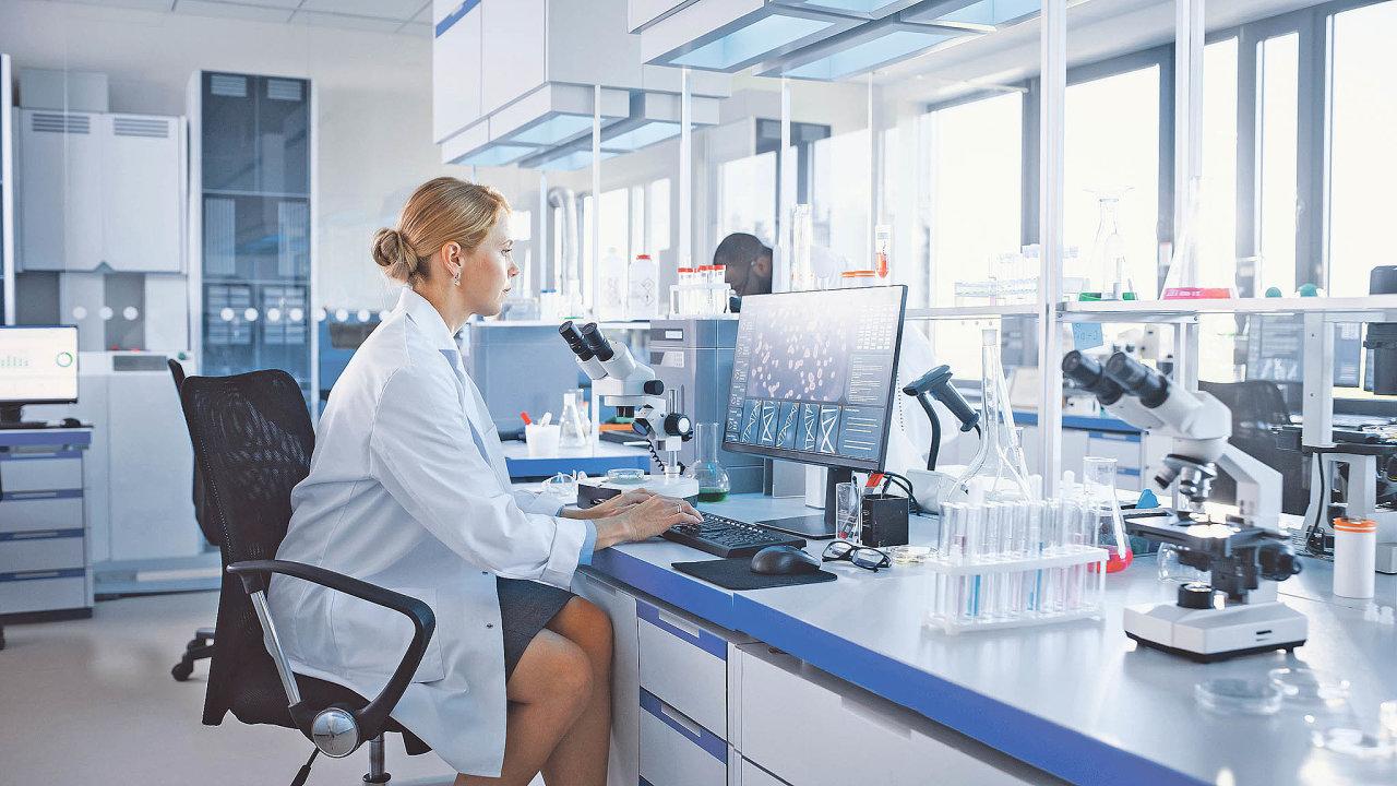 Zejména lidem sonkologickým onemocněním dnes pomáhá takzvaná genová terapie. Vědci ale její účinnost testují inadalší diagnózy.