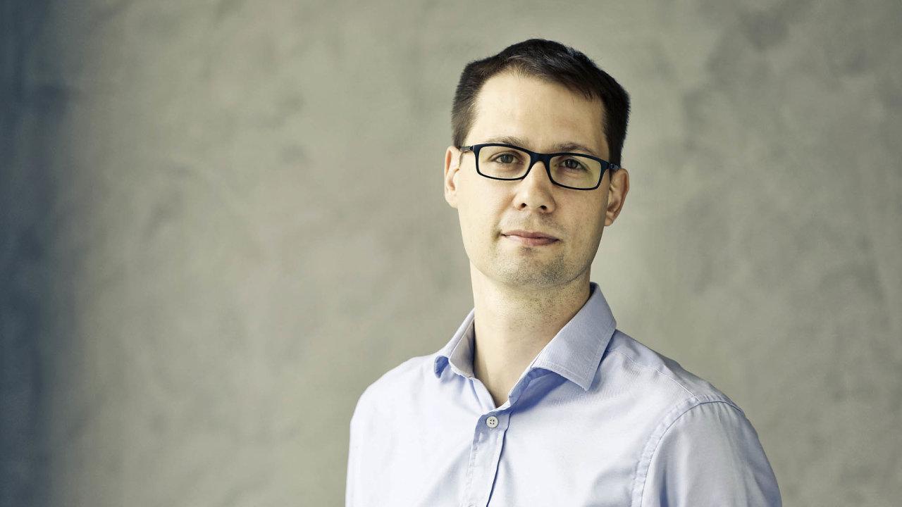 Jakub Skryja, akciový fond, deník