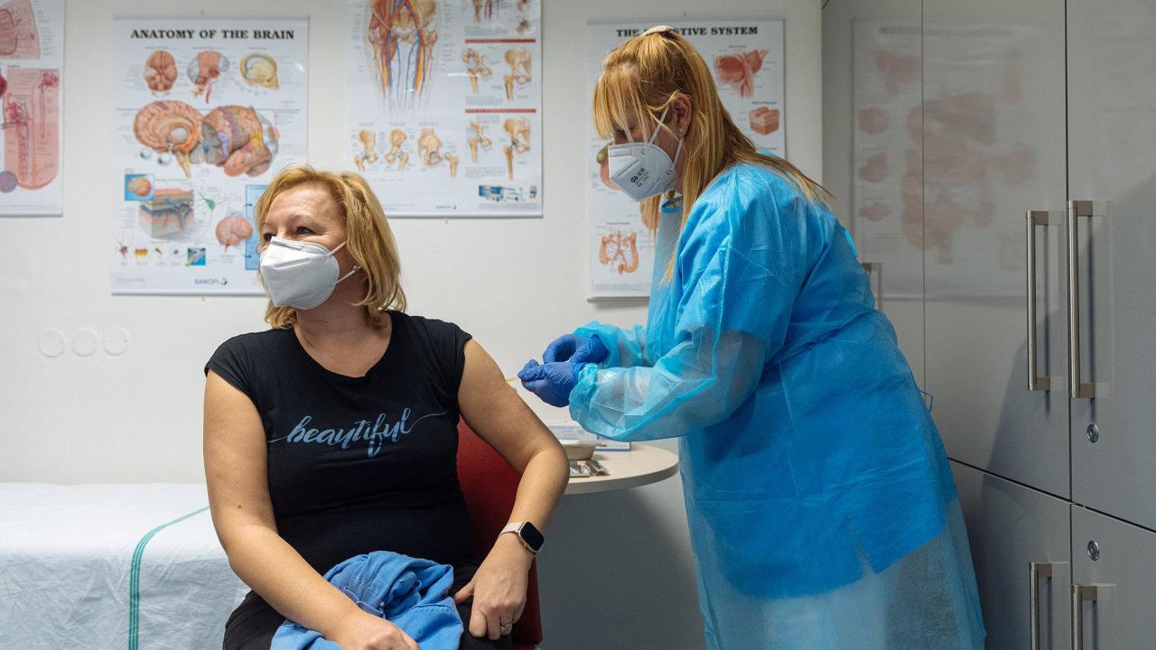 Očkování Praha