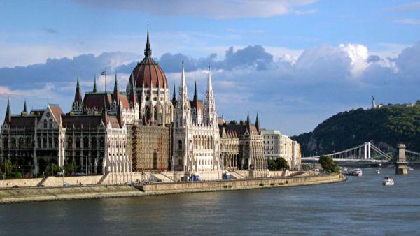 Budapešť - ilustrační foto