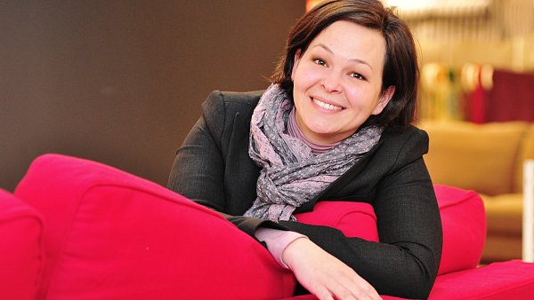 Katalin Szerencs�s, marketingov� mana�erka, Ikea �R, SR, Ma�arsko.