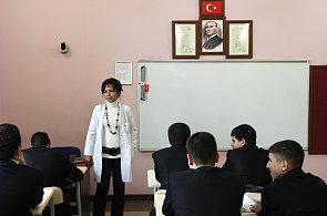 Turecké školství - ilustrační obrázek.