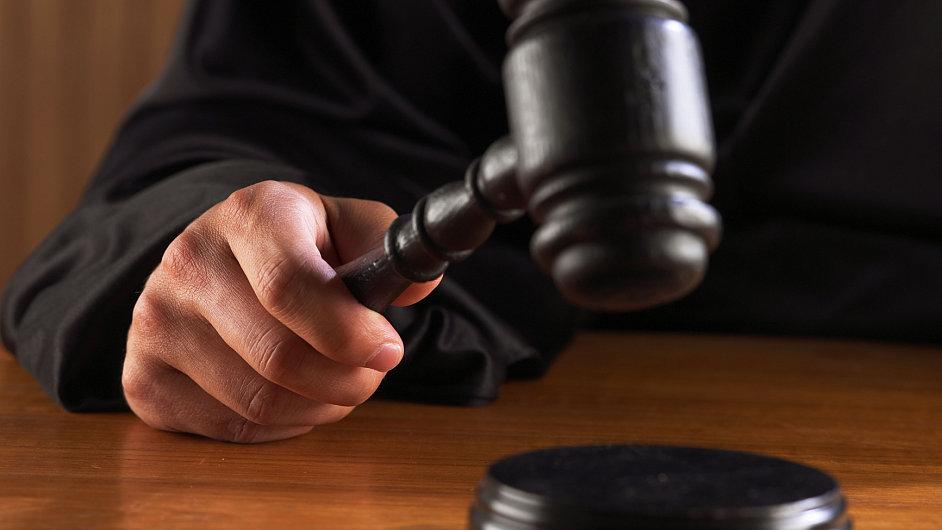 Soud, ilustrační foto