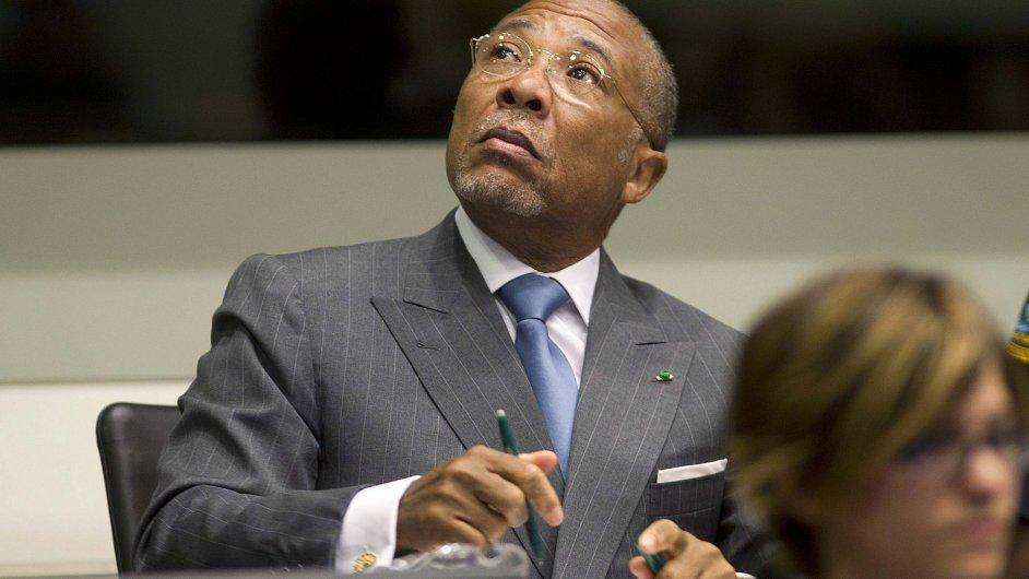 Charles Taylor u soudu v Haagu