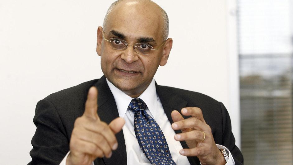 Technický ředitel světové firmy Eaton Corporation Ram Ramakrishnan.