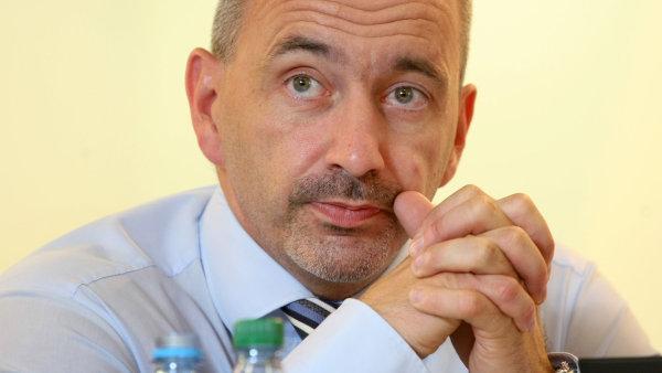Předseda ODS Martin Kuba
