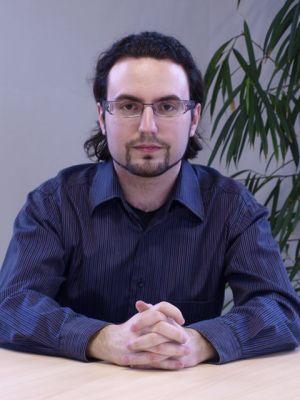 Michal Vitha, vedoucí obchodního a marketingového týmu společnosti IGNUM