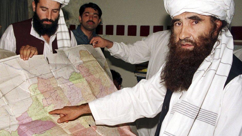 Členové hnutí Tálibán. Ilustrační foto