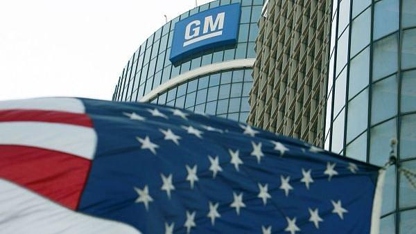 Automobilka General Motors o�ek�v� vy��� dividendy - Ilustra�n� foto.