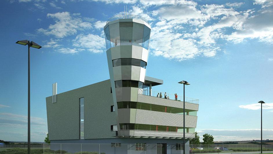 Na ostravském letišti v Mošnově vznikne nová řidicí věž a provozní středisko