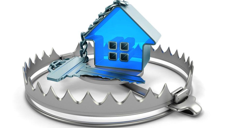 Podvody s převody nemovitostí