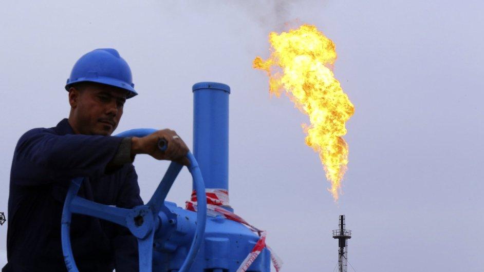 Irácká rafinerie/Ilustrační foto