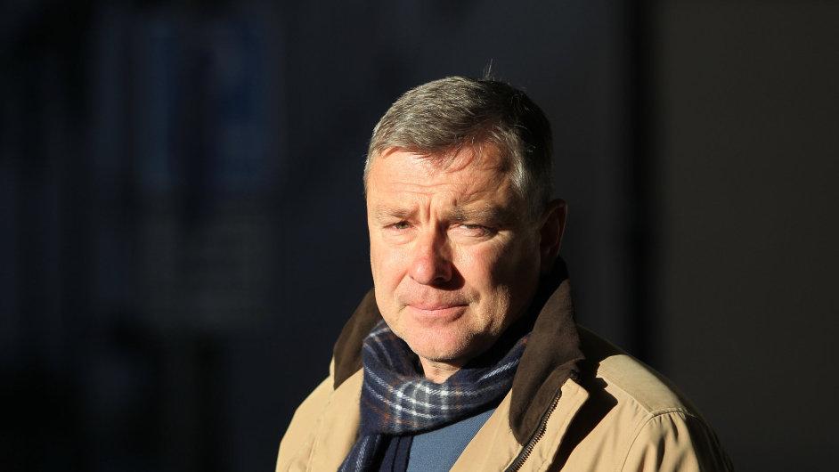 Dopravní expert ANO Pavel Čihák