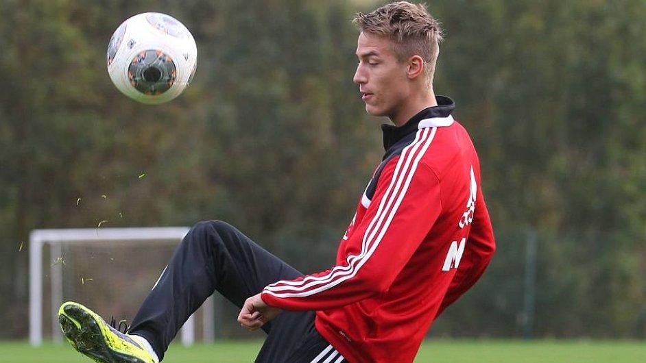 Ondřej Petrák je od začátku fotbalového jara hráčem Norimberka.