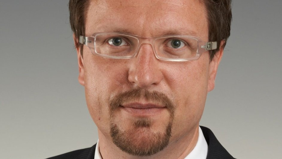 Petr Vávra, ředitel developmentu McDonald´s ČR/SR.