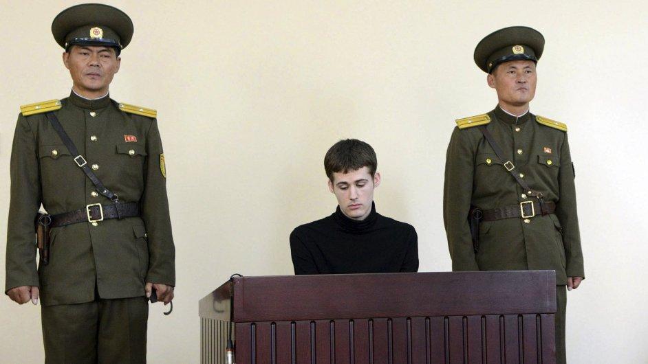 Severokorejský nejvyšší soud dnes poslal na šest let do pracovního tábora Matthewa Millera, který je jedním ze tří amerických občanů zadržovaných režimem v Pchjongjangu.