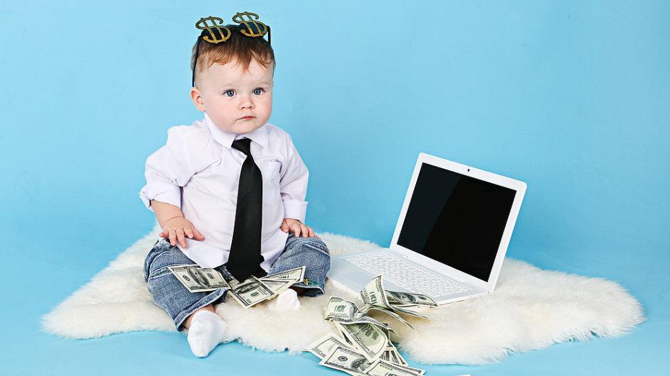 Nerovnost v příjmech začíná už v dětství