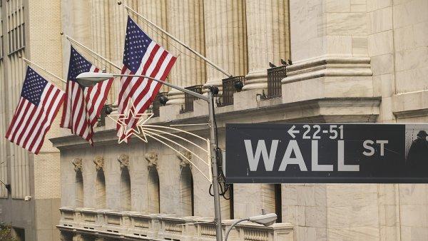 Americké akcie zažívají nejhorší první dny roku v historii.