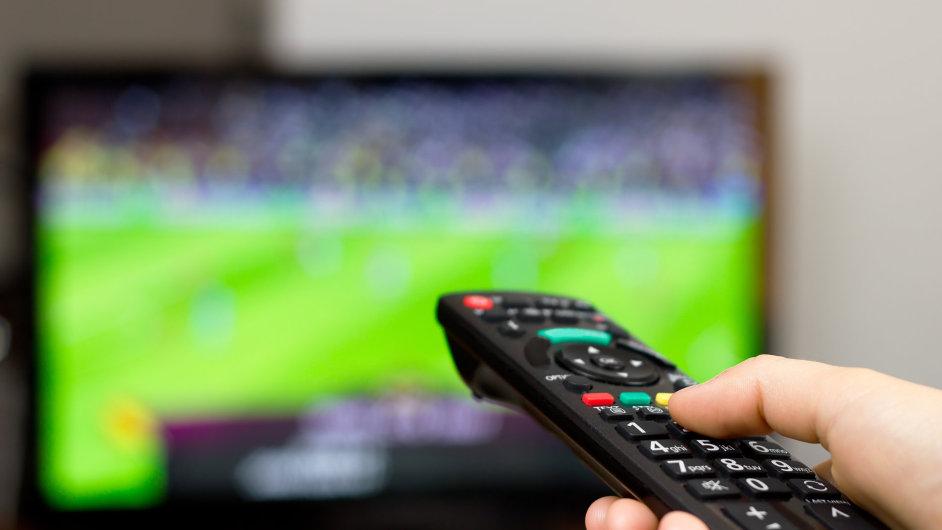 Televize, ilustrační foto