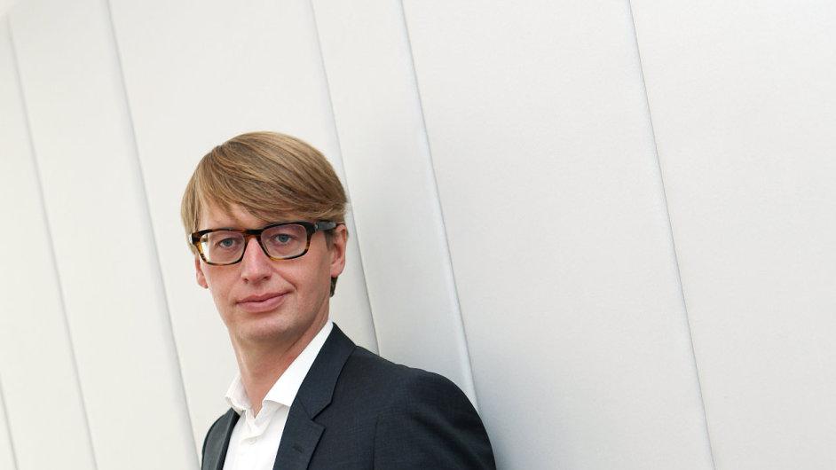 Václav Jirků, Investment Director ve společnosti Penta Investments