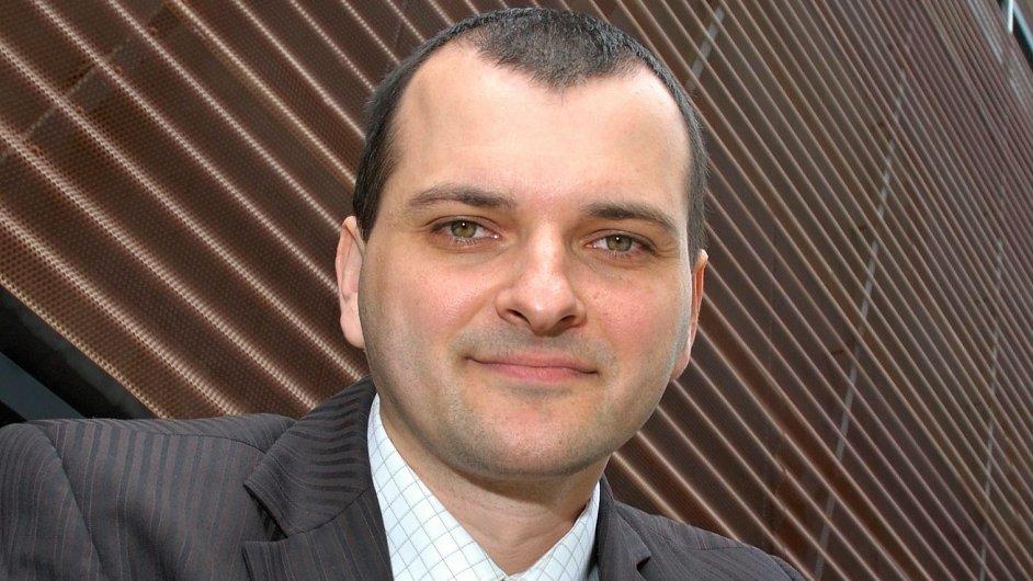 Marek Kiša, obchodní ředitel společnosti Bisnode pro Českou republiku