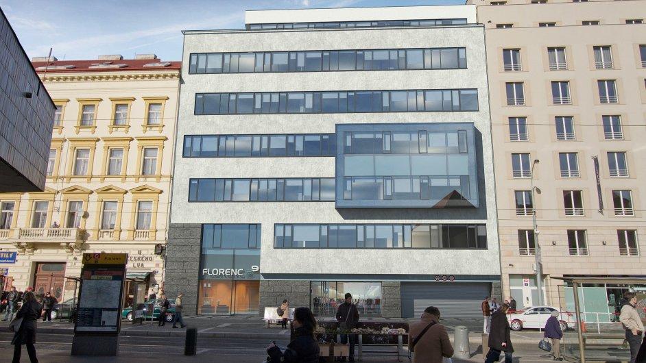 Skupina Unicapital koupila budovu v centru Prahy