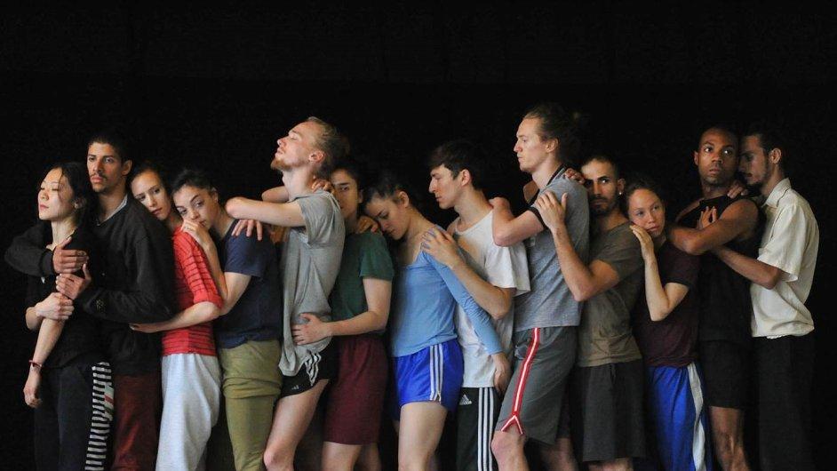 Na festival Tanec Praha přijede izraelská Batsheva Dance Company.